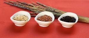 古代米3種
